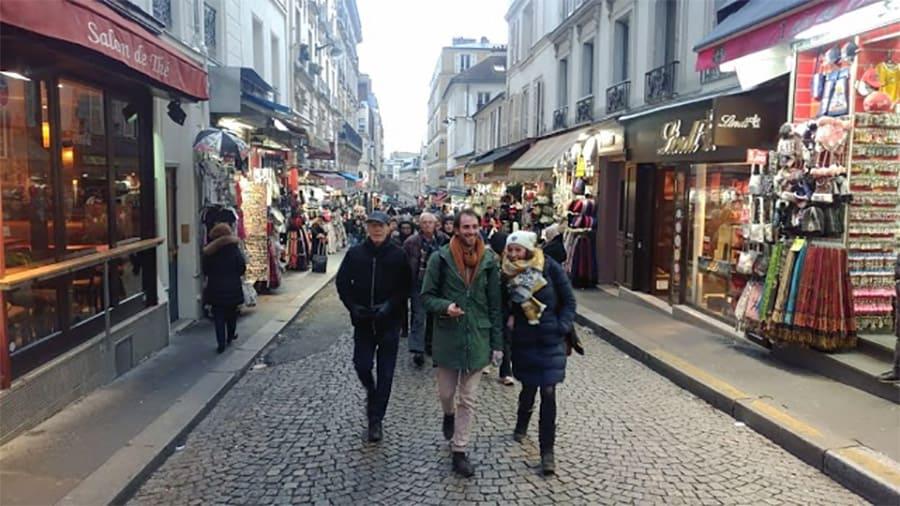 Road Scholar Paris