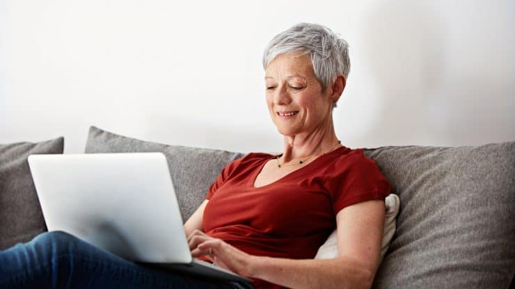 how to start a blog after 60