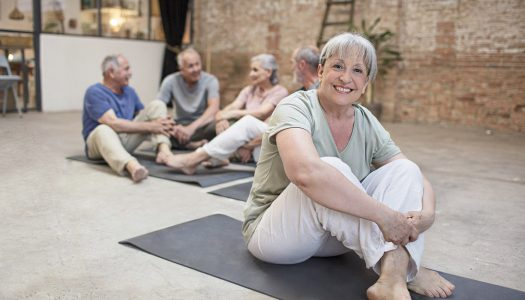 Benefits of Yoga for Seniors: Yoga for Constipation