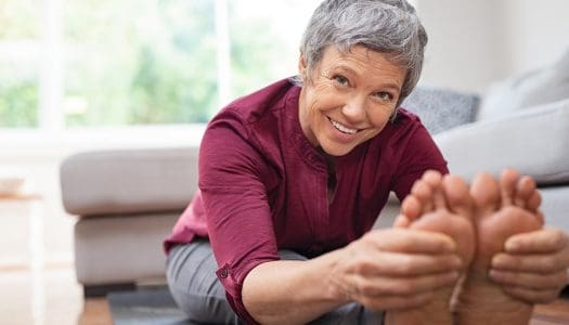 Make Stretching a Part of Your Daily Routine: Your Mature Body Will Thank You!