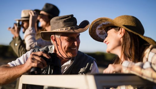 Ultimate Family Time: A Multigenerational Safari to South Africa