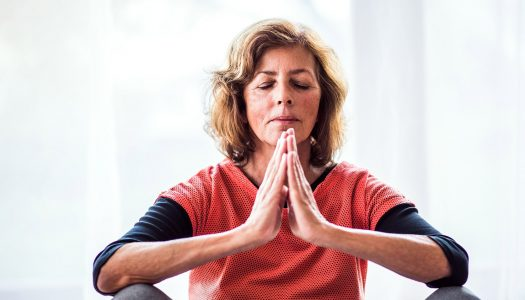 The Best Relaxation for a Senior Mind: 4 Ways to Find Your Center This Spring