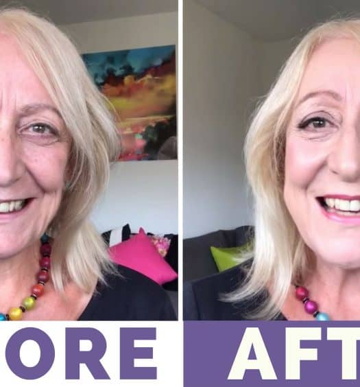 Loving Lindex! My 15 Minute Makeup for Mature Women Tutorial