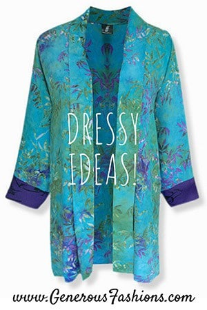 Dressy Ideas for Women over 60