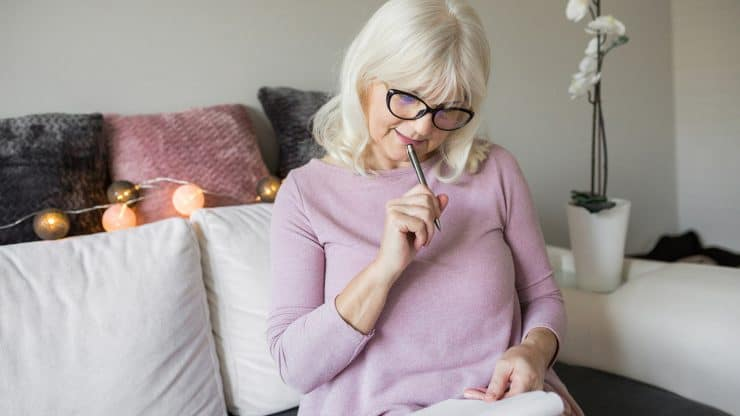 Writing a Book in Your 60s Prepare Well and Find the Perfect Writing Space