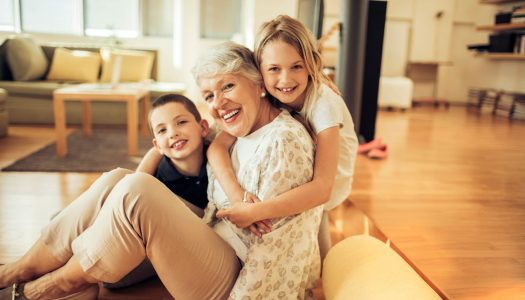 Does Being a Grandma Change How You Look at Your Own Grandmother?