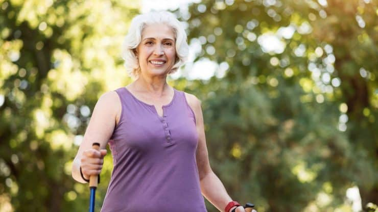 For Optimal Health After 60, Focus on Movement Instead of Exercise