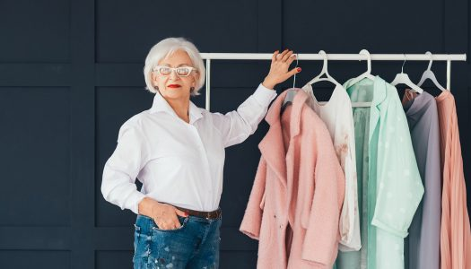Funky Fashion Over 60: How to Mix Up Unusual Items in Your Wardrobe for Fabulous Looks