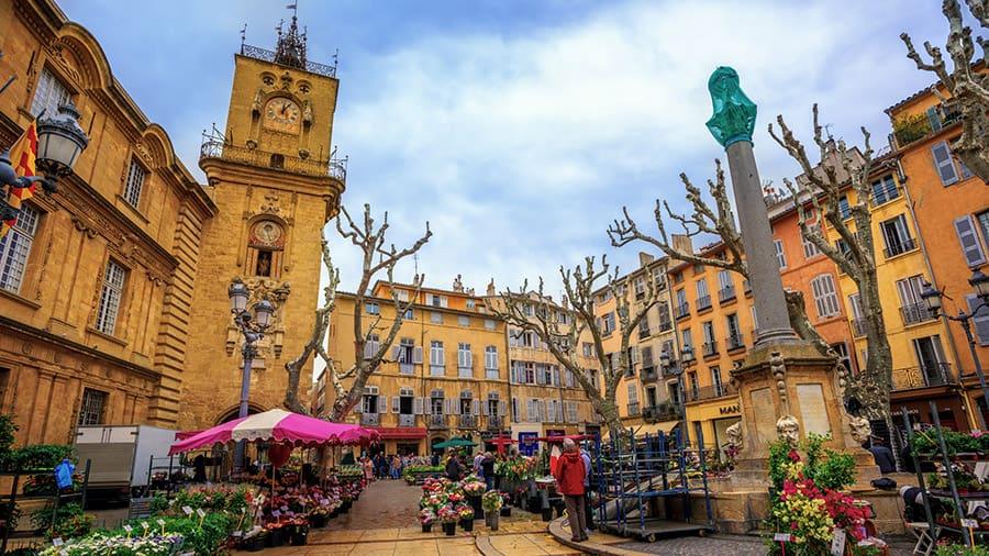Best places to retire - Aix-en-Provence, France