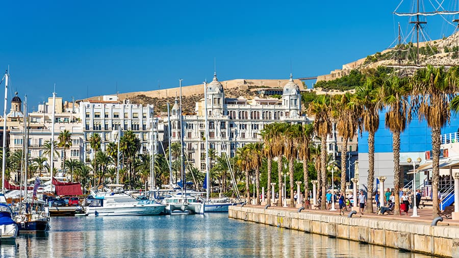 Best places to retire - Alicante, Spain