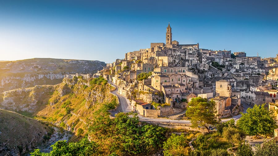 Best places to retire - Basilicata, Italy