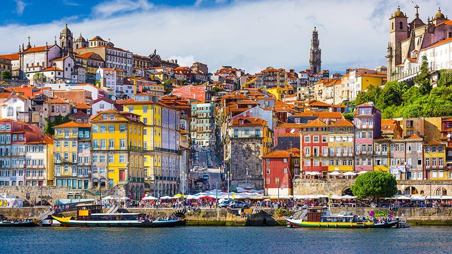 Best places to retire - Porto, Portugal