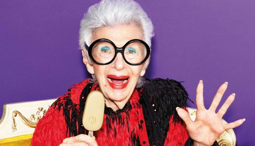 What Older Women Can Learn from Iris Apfel About Fashion… and Life!