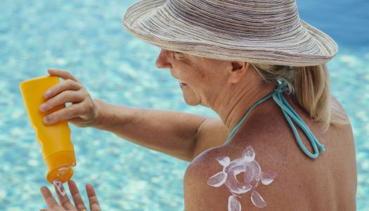 Mature Skin and Chemical Sunscreens: Do the Benefits Top the Potential Damage?