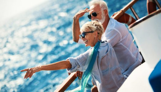 Want to Improve Your Health Past 60? Take a Cruise!