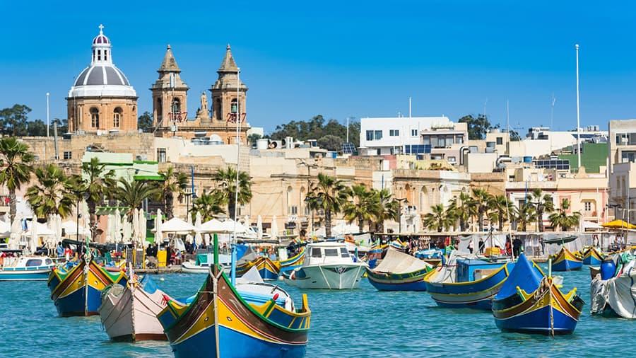 Best places to retire - Valletta, Malta