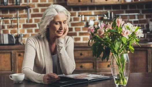 Arranging Family Photos in Your Senior Years Can Bring a New Perspective and Purpose to Your Life