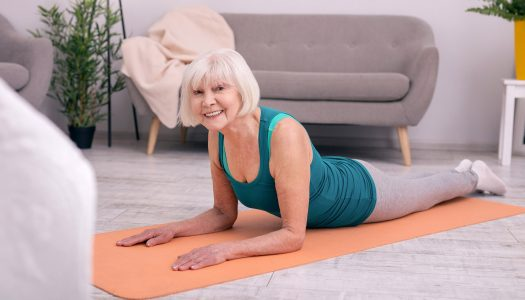Get Moving Again! Yoga for Seniors Practice w/ Focus on Spinal Health (Part 4/8)