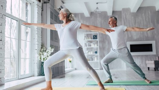 Yoga for Older Adults: Give Your Hips Some Love! (Part 5/8): FULL 37-Min Practice