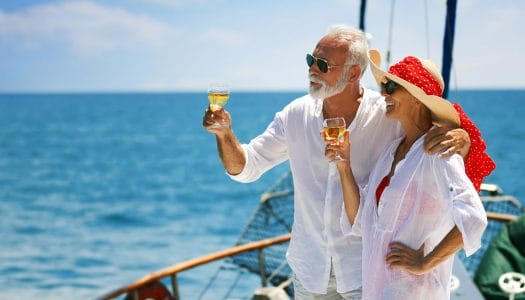 How a Luxurious Cruise Can Help You Find Your Dream Retirement Location (+ FREE Cruise Report!)