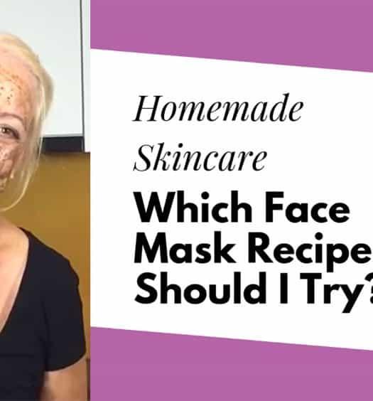 face masks skincare recipes