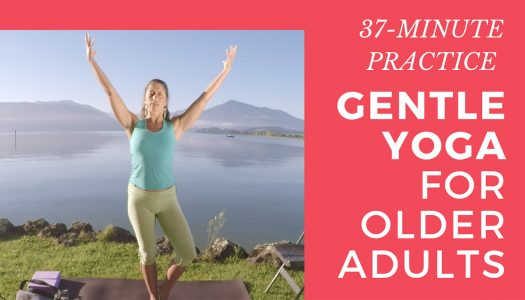 Gentle Yoga for Seniors: Warm Up and Reconnect with Your Body (37-Minute Practice)