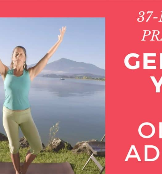 Gentle Yoga for Seniors Warm Up and Reconnect with Your Body