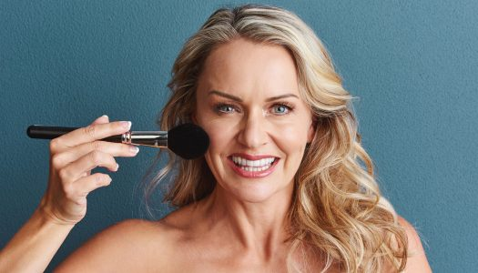 Makeup After 60: The Secret to Applying Blush and Bronzer