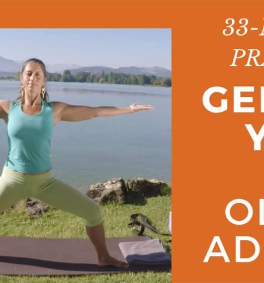Yoga for Seniors Flow