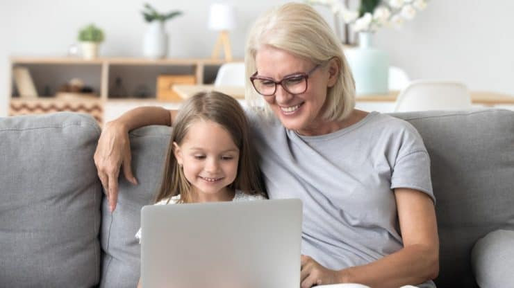 8 Things to Teach Your Grandchildren About Online Safety