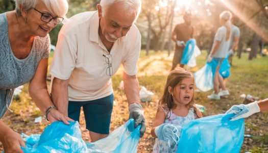 Can Litter Pick Up Help Minimize Global Pollution? 72-Year-Old Action Nan Certainly Thinks So!