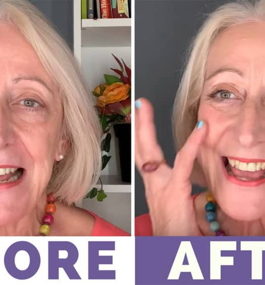 My 2-Minute _Dashing Out the Door_ Makeup for Mature Women Tutorial