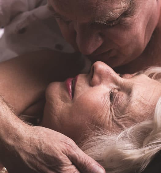 The Taboo Topic of Older People Having Sex
