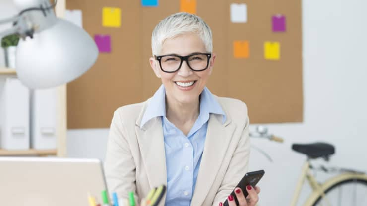What Does Empowerment Mean to a Solopreneur Woman in Her 60s