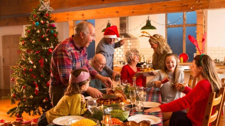 How to Keep Stress from Ruining Your Family Holiday Gathering