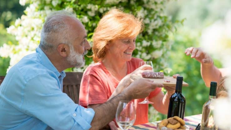Hungry for Gastronomic Experiences Italy Is the Place to Go to Enrich Your Life After 60