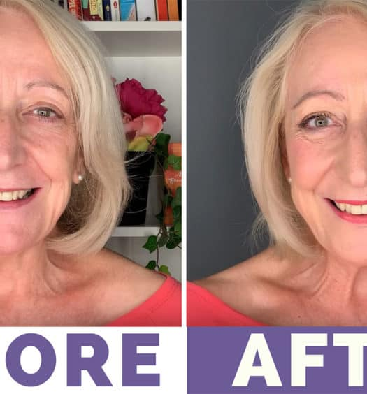 Bobbi Brown Makeup for Older Women Tutorial (What a Difference!)