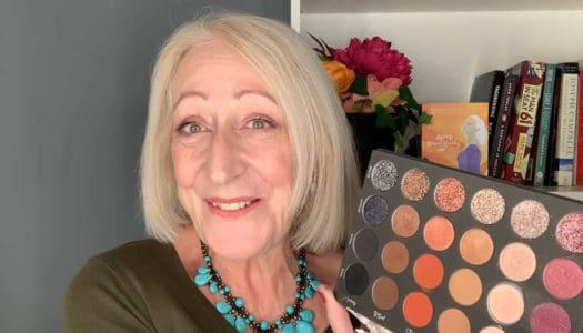 My Fun Tati Beauty Eye Palette Review and Makeup Tutorial (Video)