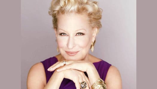 Lucky for Us, at 74, Bette Midler Isn't Slowing Down