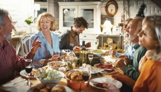 Knives Out: How to Avoid Family Conflict or Worse This Holiday Season