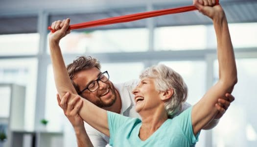 Resistance Training for Older Women? Yes, We Can Do It!