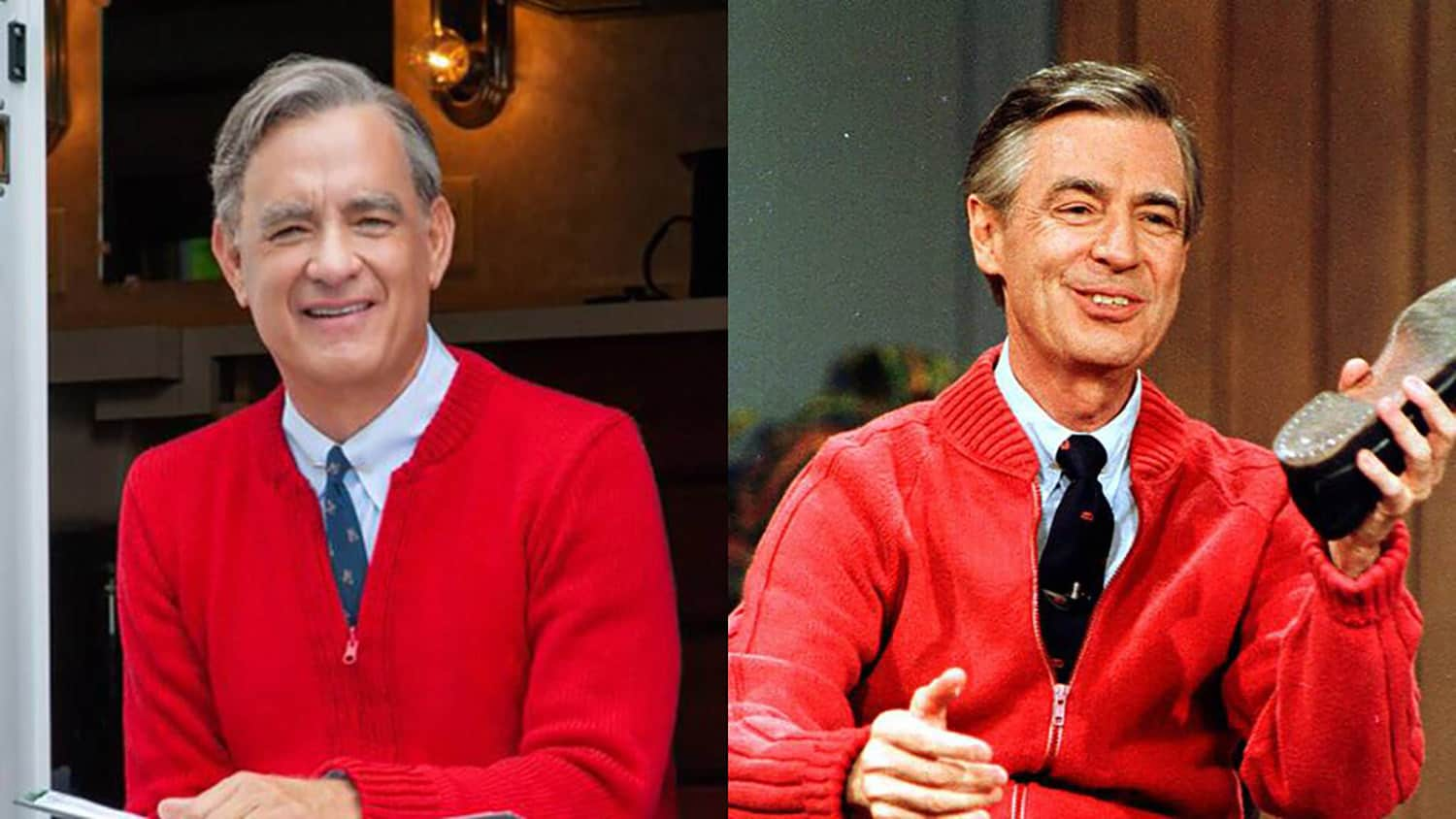 How Mr Rogers Moved Tom Hanks To Tears Behind The Film A Beautiful Day In The Neighborhood Sixty And Me