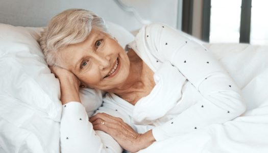 4 Tips to Getting Better Sleep When You Reach 60