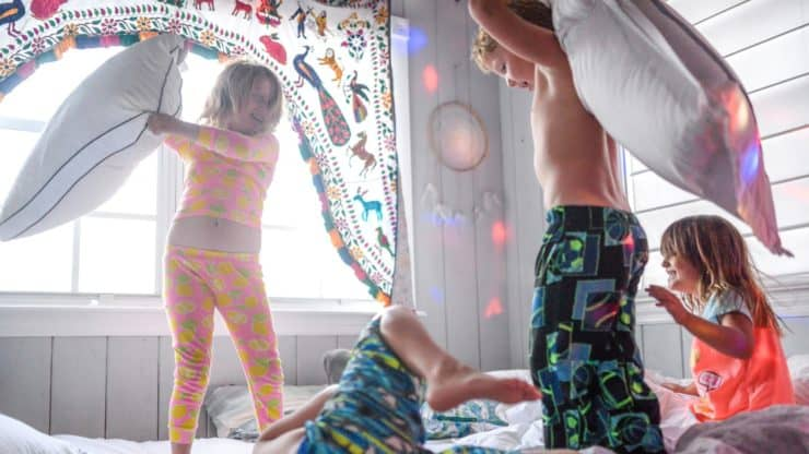 Overstimulated Grandkids 4 Practical Tips to Help Ease the Situation