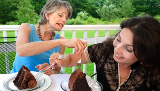 When Chocolate Cake Calls, Do You Ignore It or Enjoy It Mindfully?