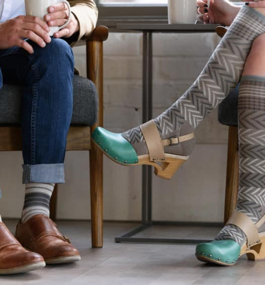 How Compression Socks Can (Fashionably) Improve Your Life After 50