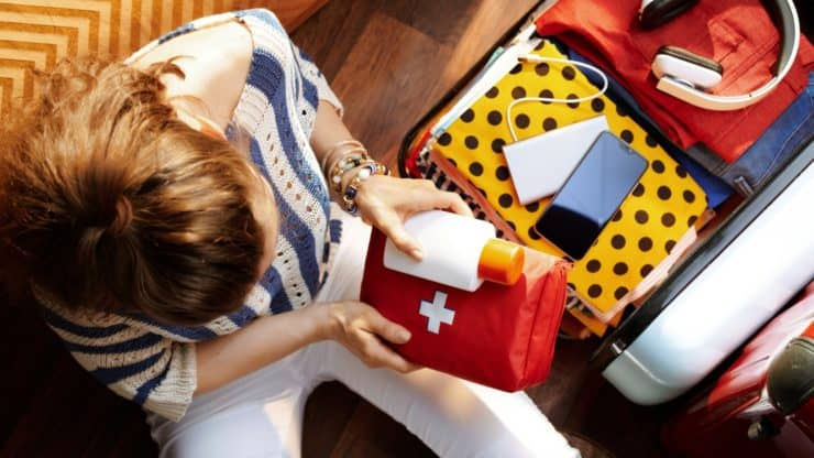 Do You Travel with a First Aid Kit