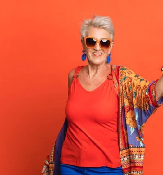 fashion over 60