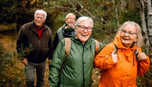 Ready for a Hike? Check Out These 5 Tips for Active Seniors
