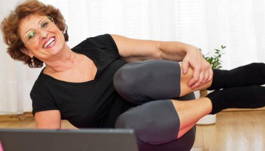 5 Reasons Live Online Yoga Lessons Are Awesome for Seniors, Especially in Challenging Times